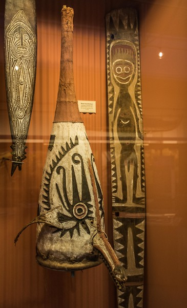 These items were from the Fiji Islands.