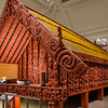 and most especially, a fantastic display of Maori art and cultural exhibits.