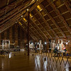 This large meeting house was undergoing a complete restoration and we were even allowed to photograph inside...