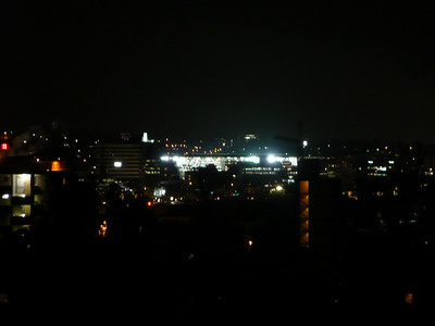 Suncorp Stadium from St Lucia