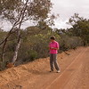 Au 0234 weg door Boyagin Rock NR