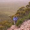Au 0316 Arien onderweg naar Mount Trio
