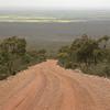 Au 0237 weg naar Mount Trio, Stirling Range