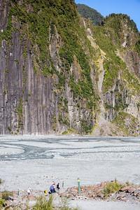 Haast Pass, Franz Josef Glacier