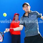 9-1-15.  Australian Open 2015.  Dudi Sela def Germany