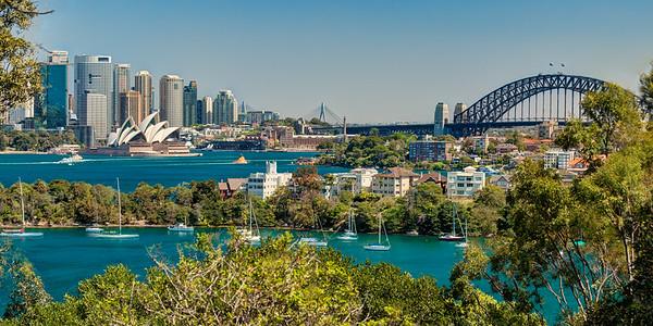 Sydney Harbor View - Sydney, Australia