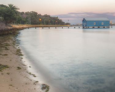 """The Boathouse "" or Crawley Edge Boatshed - Perth, Australia"