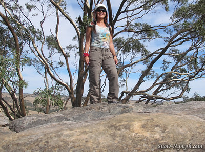 2011 (Feb 9)  Devils Nose, The Knob, Hissey Loop, the Lake, Parra Wirra Rec Park and Humbug Scrub Sanctuary