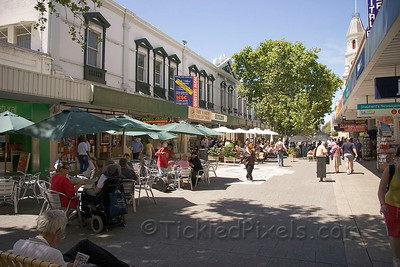High Street Mall, Fremantle, W.A.