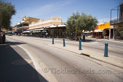 South Terrance at Market Street, Fremantle