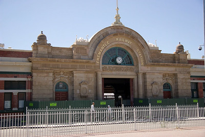 Fremantle Railway Station