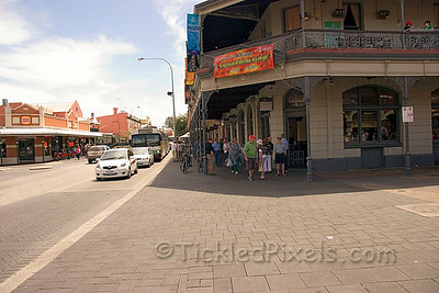Sail & Anchor on South Terrace, Fremantle, W.A.