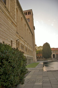Winthrop Hall, U of WA