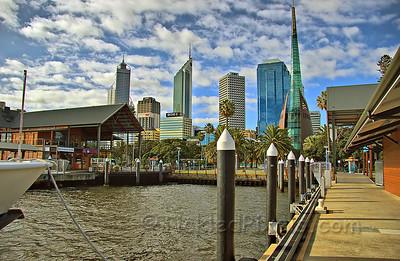 Barrack Street Jetty, Perth