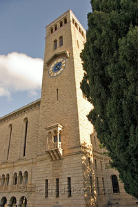 Winthrop Hall Clock Tower, U of WA