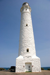Cape Leeuwin Lighthouse - where the Southern ocean meets the Indian ocean.