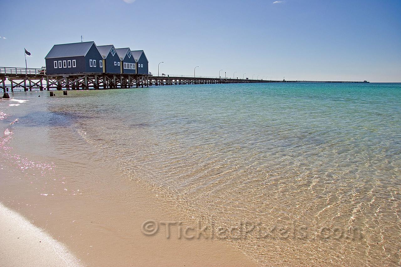 Busselton Jetty. Western Australia