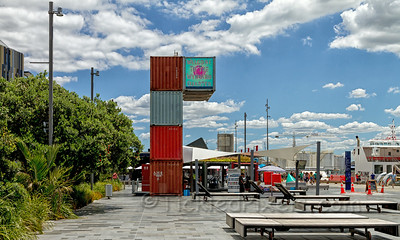 Welcome to the Wynyard Quarter