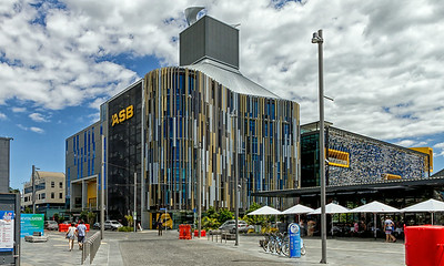 ASB's New HQ in the Wynyard Quarter