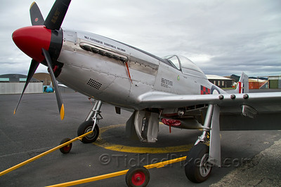 North American P-51D Mustang NZ2415