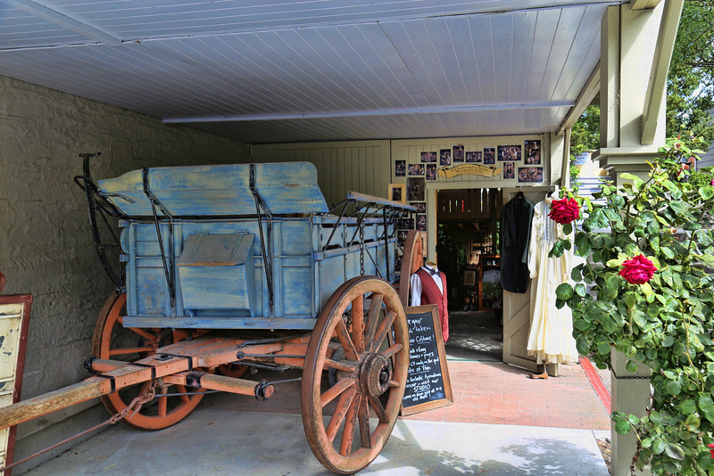 Arrowtown Wagon