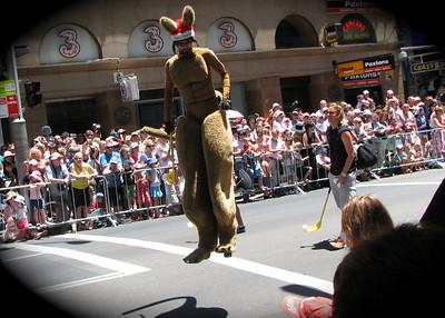 Sydney Christmas Parade - George Street