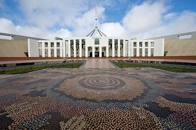 Canberra- Australian Parliament