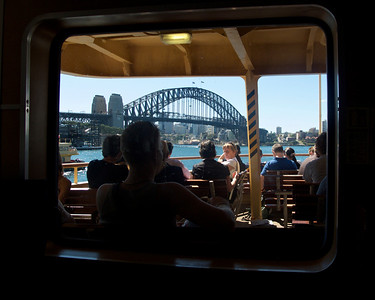 Sydney, Sep 2009. Circular Quay