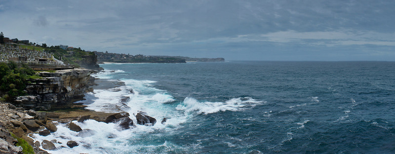 Seto took this photo on a walk near Bronte Beach