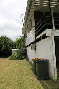 Po poludniu pomogłem couch'om skosic ogródek, nie lada wyzwanie w tej temperaturze i z ich maszyną