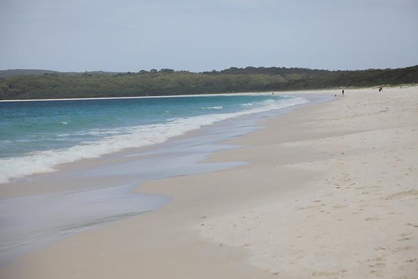 Najbielsza plaża na świecie