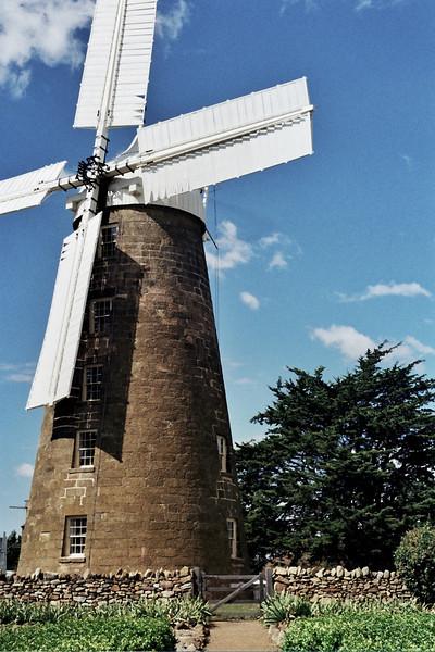 The Midlands - Callington Mill