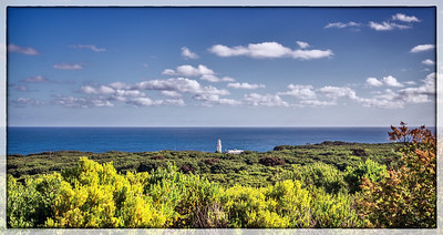 Cape Otway lighthouse, Apollo bay, great ocean road