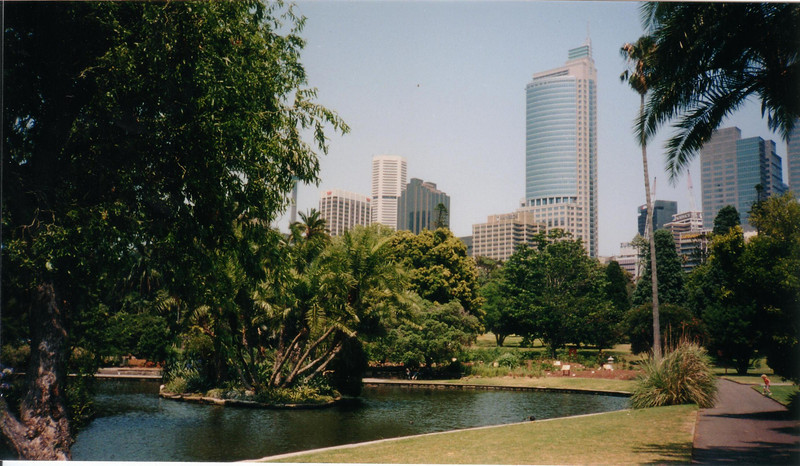 Sydney Park, 1997