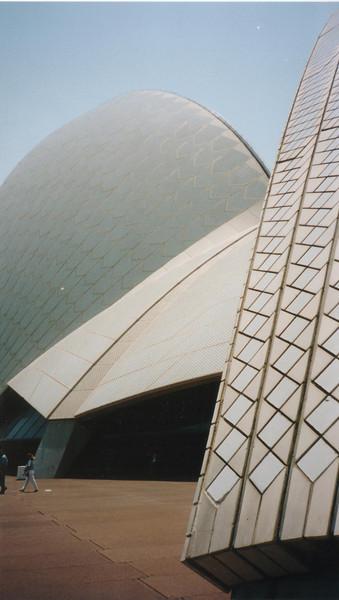 Sydney Opera House, 1997