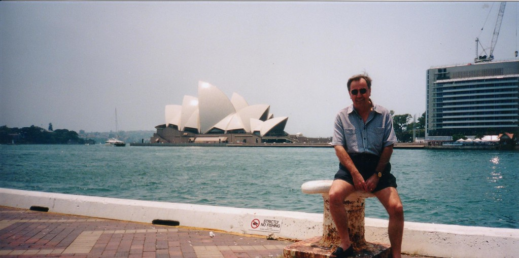 Sydney Opera House... it's an icon & everyone knows it. 1997