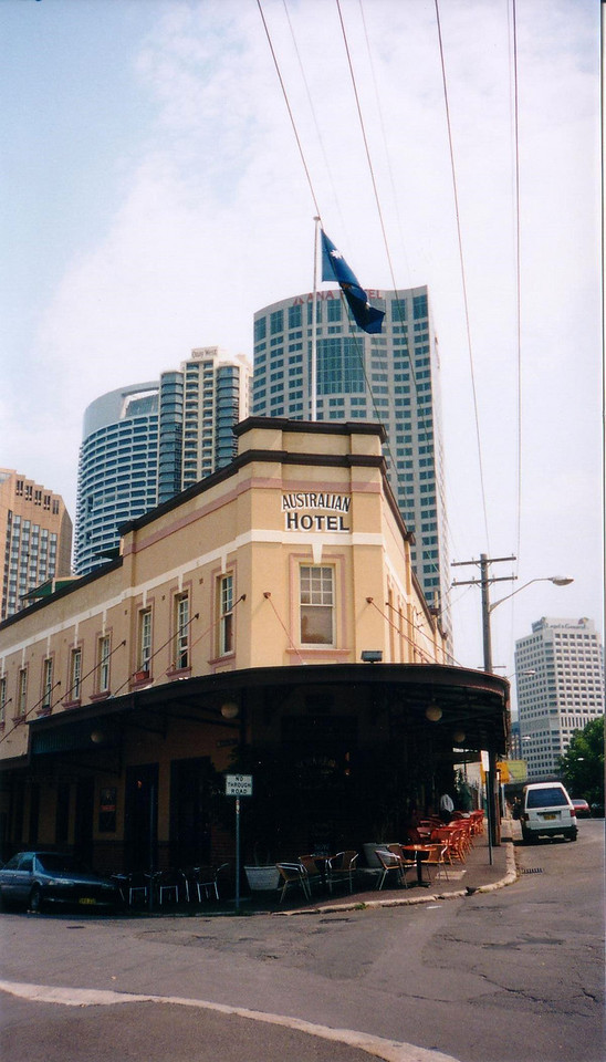 Old and new - Sydney 1997