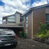 We were housesitting this house in Greensborough