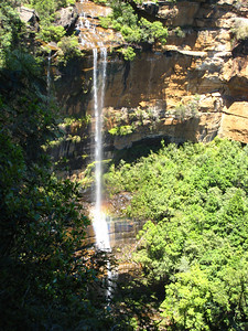 Wentworth Falls: Lower