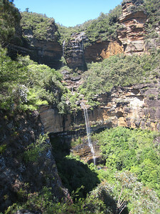 All of Wentworth Falls