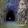 Boolboonda Tunnel. It is an old railway tunnel built in 1884 and is the longest unsupported tunnel in the Southern Hemisphere (192m).