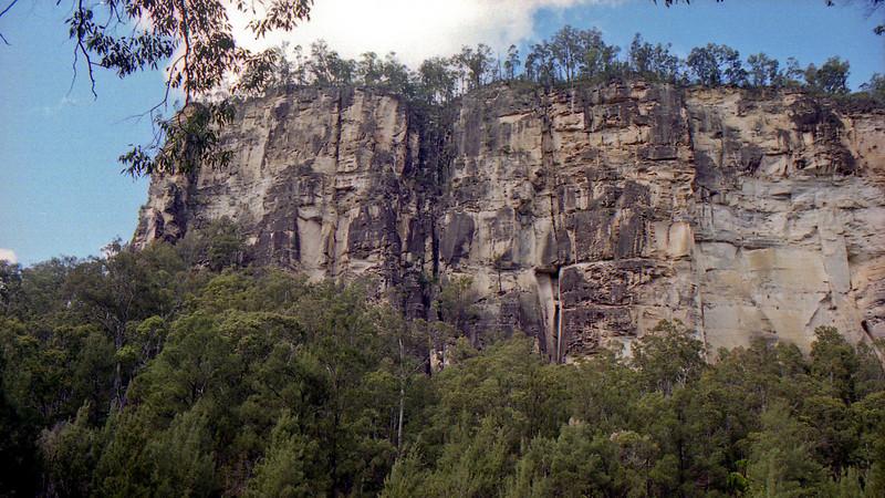 Carnavan Gorge.