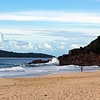 Zenith Beach in Tomaree National Park, Port Stephens NSW
