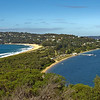 Palm Beach and Pittwater from Barrenjoey Point