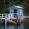 Lovett Bay jetty, Scotland Island Pittwater.