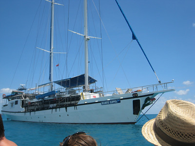 Our Boat - The Atlantic Clipper