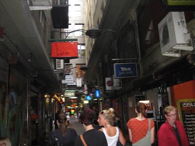 Cute side street