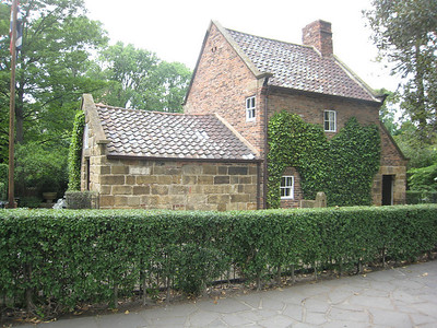 Cooks Cottage - transplanted from England!