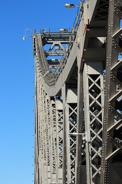 Australia, Queensland, Brisbane, Story Bridge