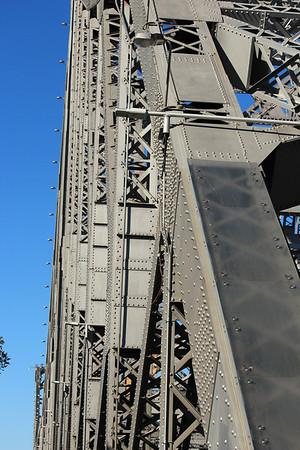 Australia, Queensland, Brisbane, Story Bridge